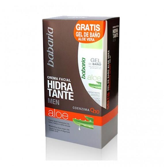 BABARIA HIDRATANTE Q10 FOR MEN  50 ML