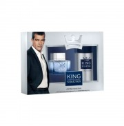 ANTONIO BANDERAS KING SEDUCTION - ESTUCHE