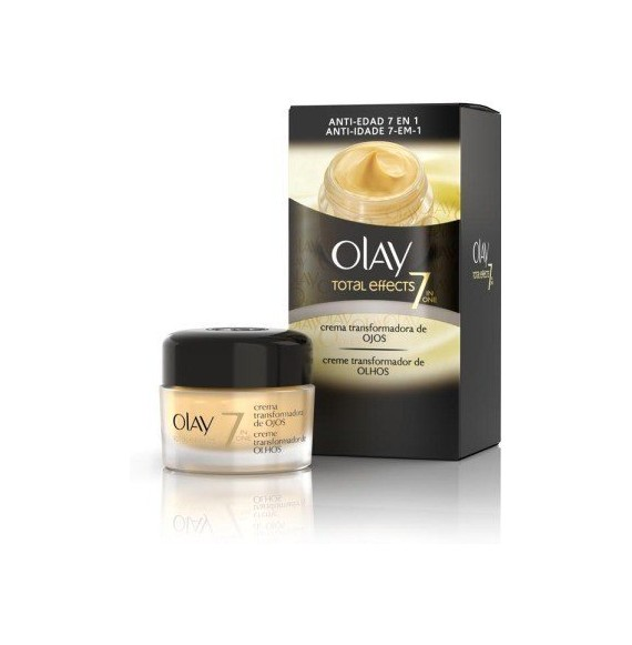 OLAY TOTAL EFFECTS 7 IN 1 CONTORNO DE OJOS