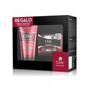 OLAY REGENERIST ANTI-EDAD 3 AREAS + EXFOLIANTE