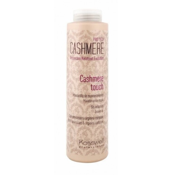 KOSSWELL MASCARILLA CASHMERE TOUCH