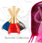 GOLDEN ROSE PARIS SUMMER COLLECTION NAIL LACQUER