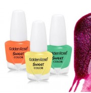 GOLDEN ROSE SWEET COLOR NAIL LACQUER