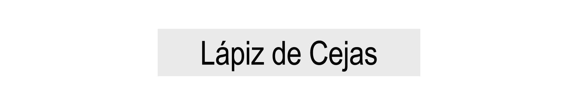 Lapiz de Cejas