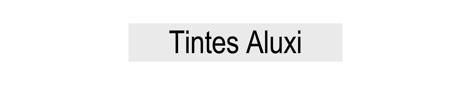 Tintes ALUXI (Sin amoniaco)