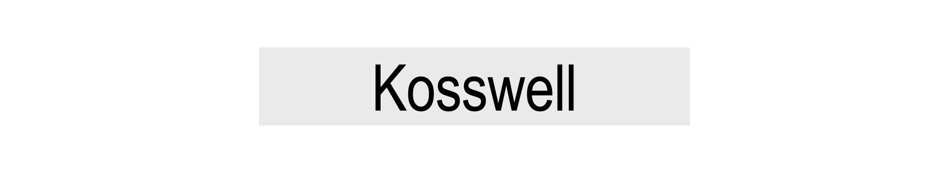 Espuma y Lacas KOSSWELL